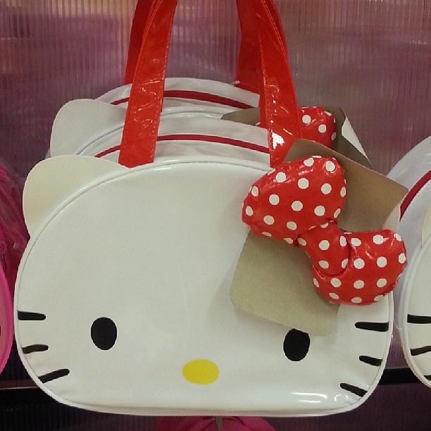 pezchan: сумка # # HelloKitty Sanrio hellokittyjunkie # # # магазин Kawaii http://b2pd.boo.jp/gachapon (Осака, Япония)