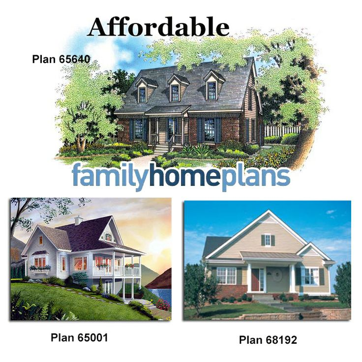 Affordable House Plans Square Feet Ranges And House