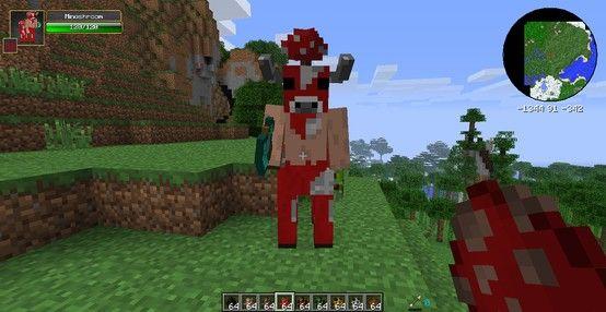 Minecraft Spielen Deutsch Minecraft Hexxit Spielen Bild - Minecraft hexxit spielen