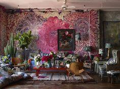 bohemian style - Martyn Thompson Studio