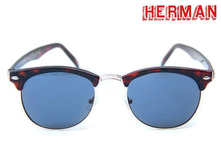 Happy Hour Bryan Herman G2 Brown Tortoise Sunglasses