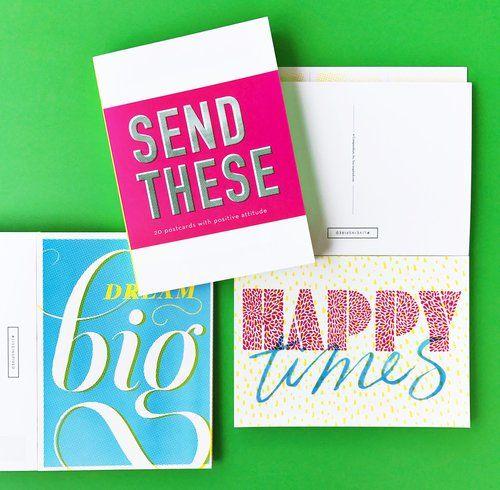 Surprise Gift Co | creative gifts | celebration gifts | gifts for her | Lisa Goins | surprise gifts | inspirational gift | postcard set.jpg