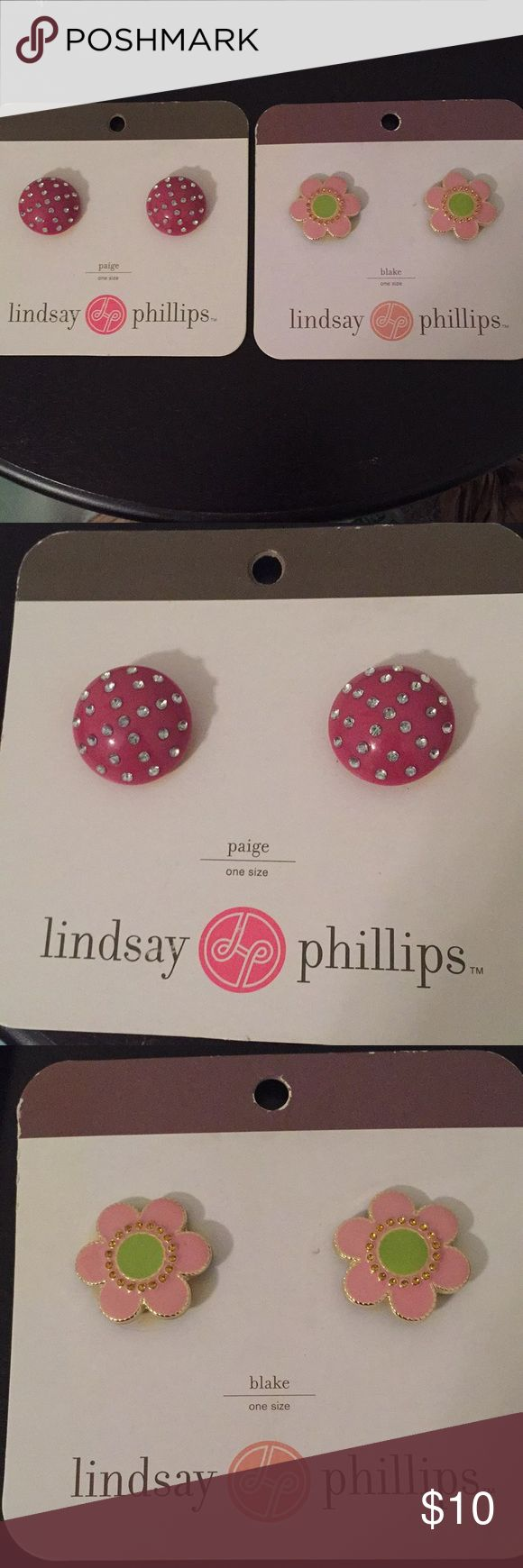Lindsay Phillips Snap-Ons You will receive BOTH as seen! I ship the same or next day! Lindsay Phillips Shoes Sandals