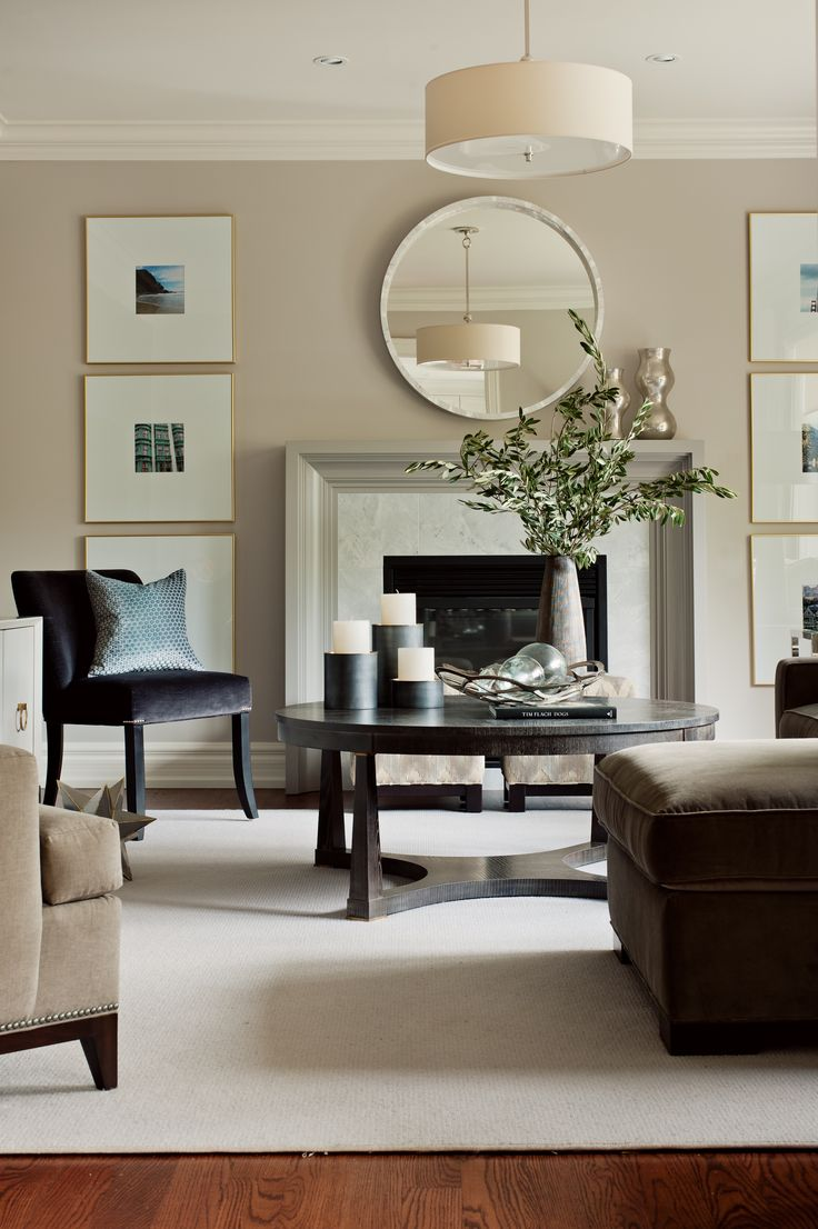 Modern Living Room Dominated By Neutral Colors: Best 25+ Large Living Rooms Ideas On Pinterest