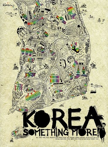 Korea Tourism Poster   Flickr - Photo Sharing!