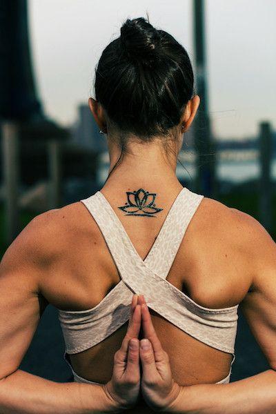 The Yoga Set - Temporary tattoos - Express your inner aum and outward namaste. #namaste #yoga #temporarytattoos