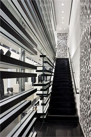 Chanel Store Robertson Boulevard Los Angeles Designed By Peter Marino Architect Interior