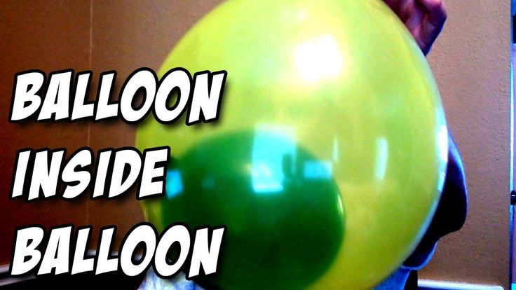 Balloon Inside Balloon