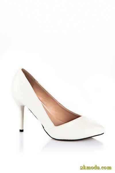 awesome 2014 Beyaz ayakkabı trendleri Ve Deıchmann Ayakkabıları