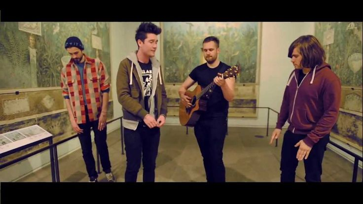 BASTILLE // Pompeii at The British Museum.    I'm sure everyone has seen this a bunch of times, but it always amazes me how great they sound totally unplugged :)