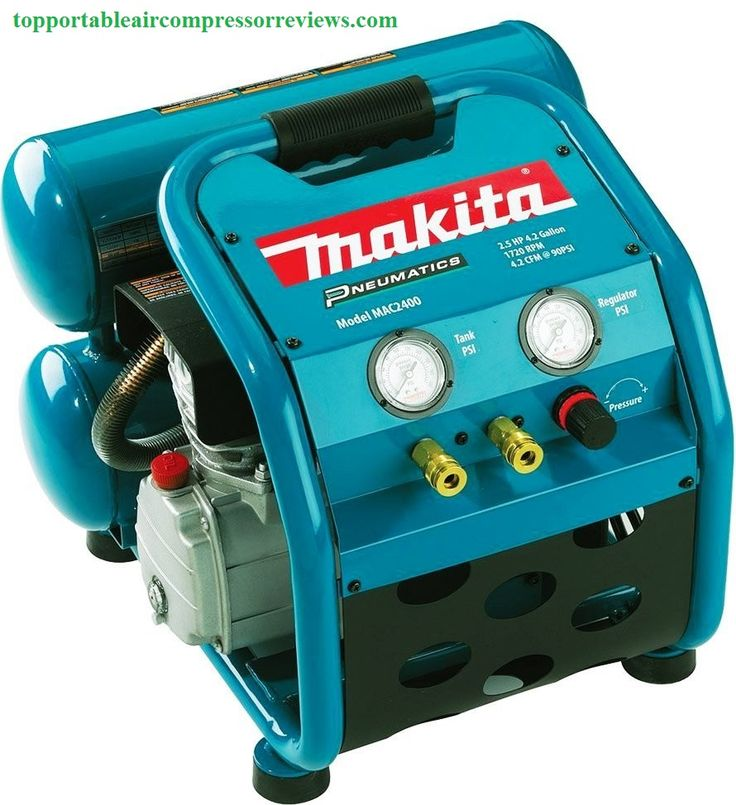 Best portable air compressor reviews|Makita MAC2400 Big Bore 2.5 HP Air Compressor|Makita | Top 10 Best Portable Air Compressor for Car Reviews