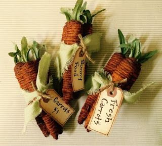 Tolentreasures: Primitive Carrots Tutorial
