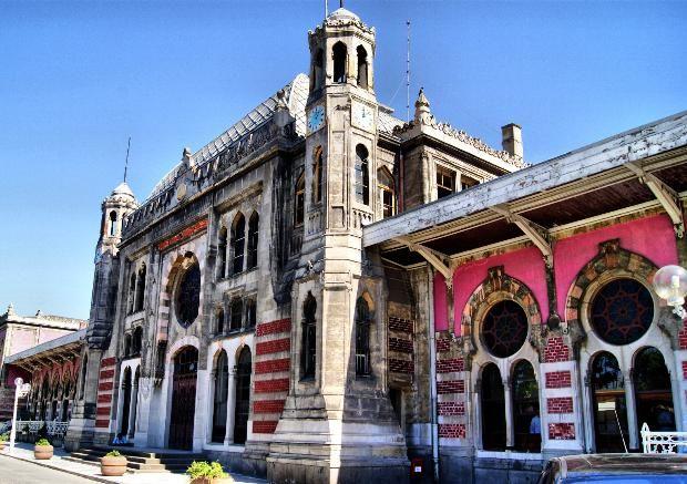 Tarihi Sirkeci Garı park ve müze olacak - En son haber