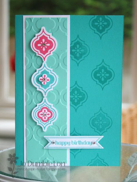 stampin up mosaic madness Stamp set | MOSAIC MADNESS