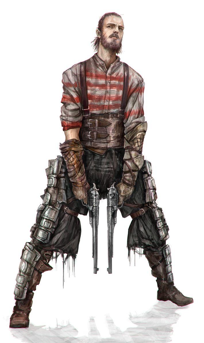 Character Best Concept Art