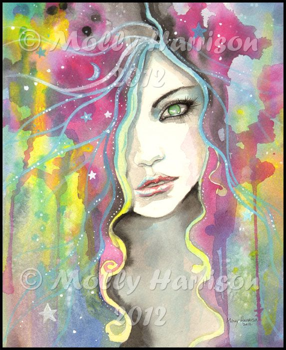 Molly Harrison Fantasy Art Gallery Here is a gallery of my artwork! And…