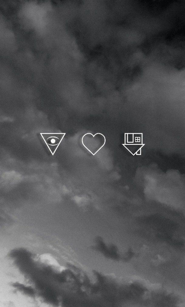 background, black and white, grey and white, indie, the neighbourhood, wallpapper, lockscreen, First Set on Favim.com
