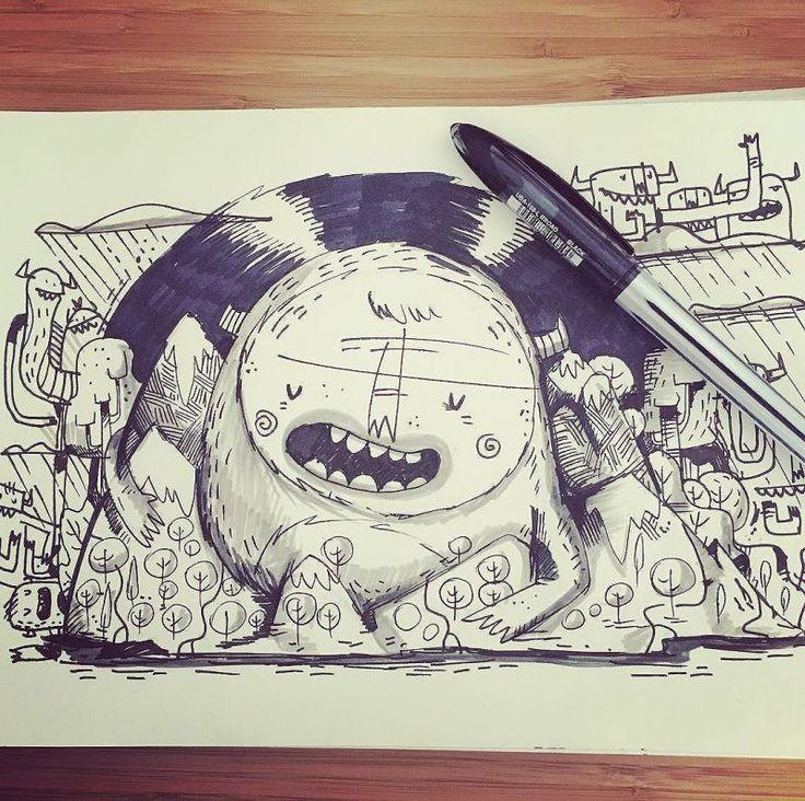 BLOG | Ilias Sounas | :::Happy Whimsical Illustrations by Ilias Sounas:::