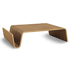 scando table walnut