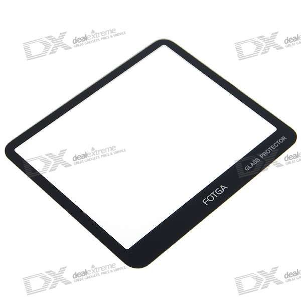 Professional Optical Glass LCD Screen Protector for Canon 1000D