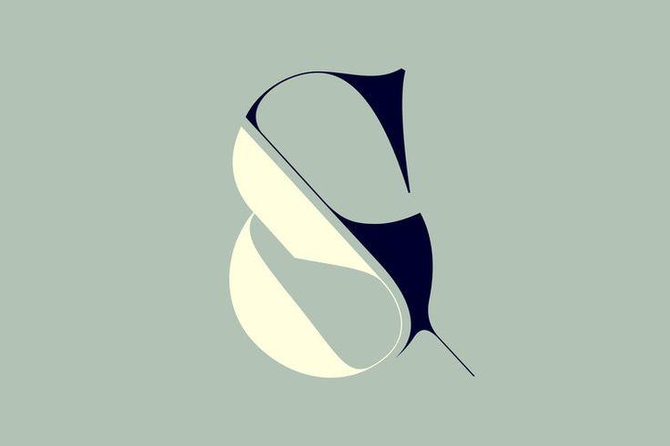 Lingerie Typeface - Fashion magazine font by Moshik Nadav Typography