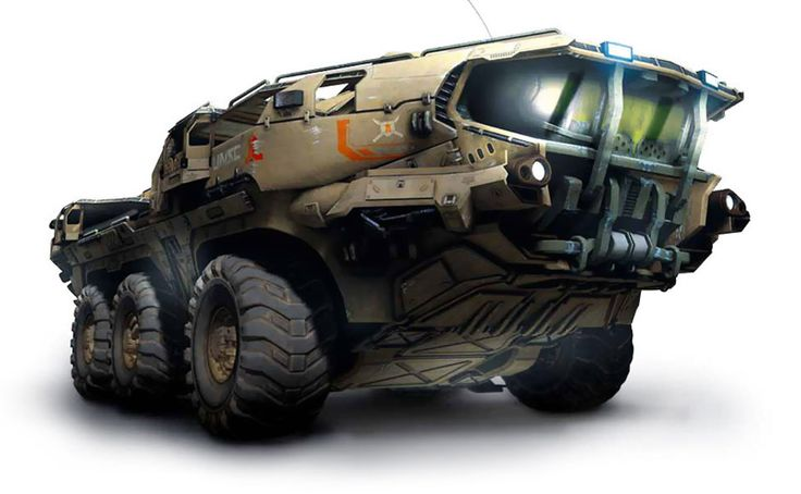 Halo 4 Art & Pictures,  Vehicle