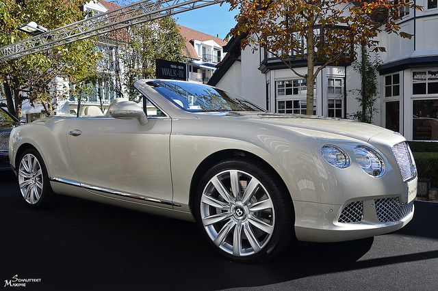 This is my dream car...Oh YES..   Bentley Continental GTC