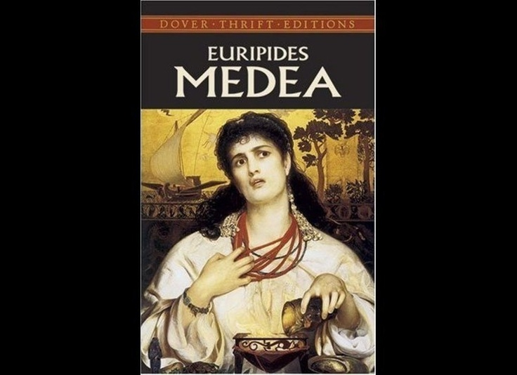 an overview of the love and deception in medea a play by euripides Euripides' three-act tragedy of medea may not have won medea saw and fell in love with the at the opening of the play, medea and jason are already the.