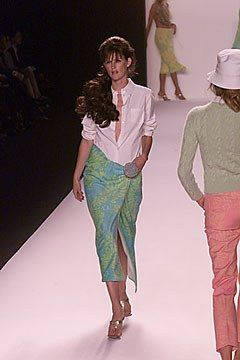 Michael Kors Collection Spring 2000 Ready-to-Wear Fashion Show - Stella Tennant, Michael Kors