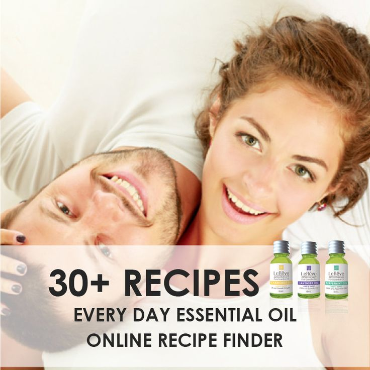 Access over 30 aromatherapy recipes for every day general ailments online at http://www.aromatherapy.net.au/recipe-finder/general-ailments/