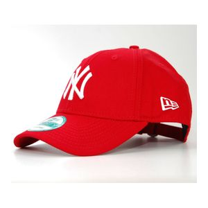 Casquette Incurvée New Era New York Yankees Rouge 940