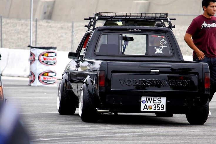 modwell's 1980 Volkswagen Caddy