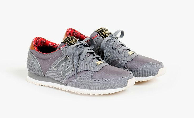 New Balance & Herschel Supply Co. Fall 2013 Collection | HUH.