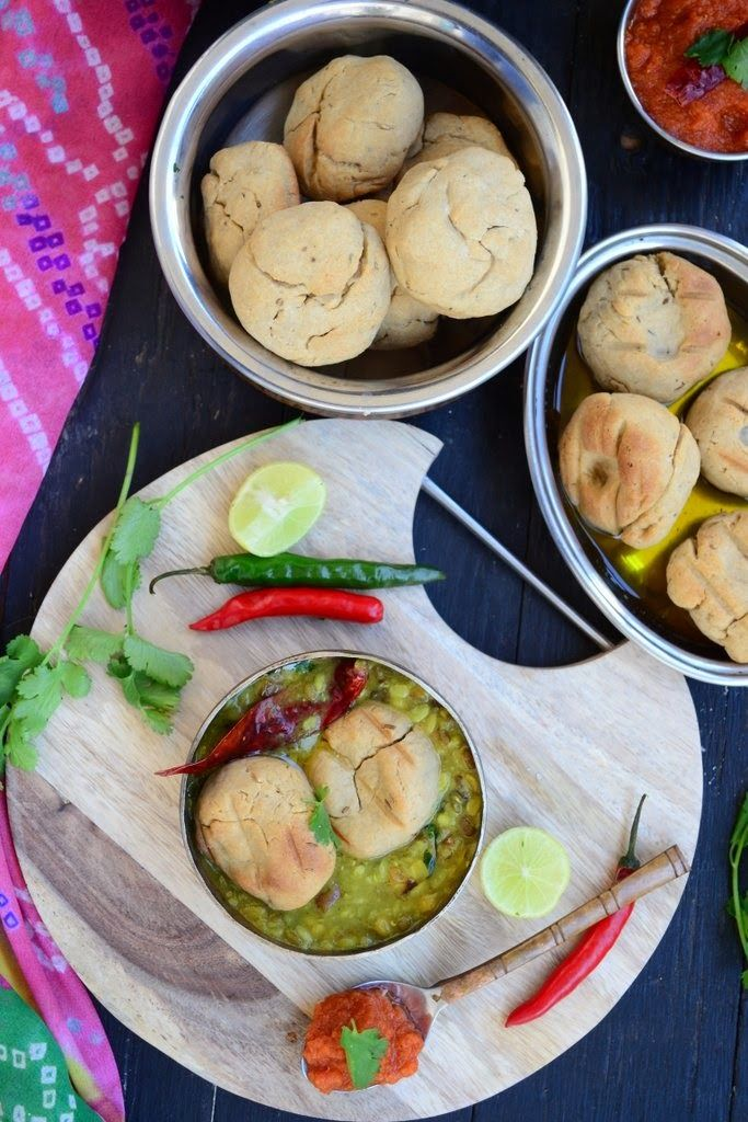 Rajasthani Baati - Whisk Affair