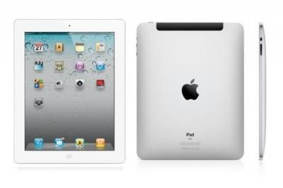 Apple iPad 2 64Go WiFi 3G blanc (9.7'' / Apple Dual Core A5 / 64Go)