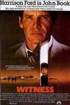 Witness (1985). [R] 112 mins. Starring: Harrison Ford, Kelly McGillis, Lukas Haas, Josef Sommer, Alexander Godunov, Danny Glover and Viggo Mortensen