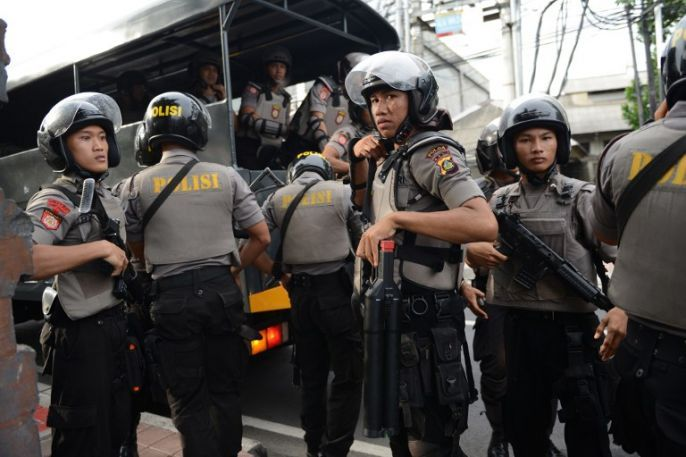 Bali police chief is saying the public should remain calm and enjoy the season.  #bali #police #holiday #guide #balithisweek