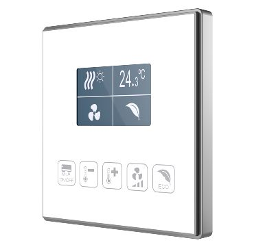 square_tmd-d6 KNX EIB Zennio Home Automation Installation Printable Customisable