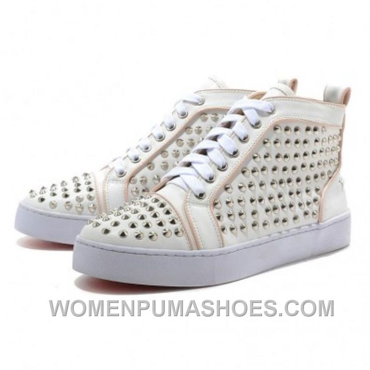 http://www.womenpumashoes.com/christian-louboutin-mans-flat-leather-sneakers-white-pink-lastest-samrn.html CHRISTIAN LOUBOUTIN MANS FLAT LEATHER SNEAKERS WHITE/PINK LASTEST SAMRN Only $139.00 , Free Shipping!