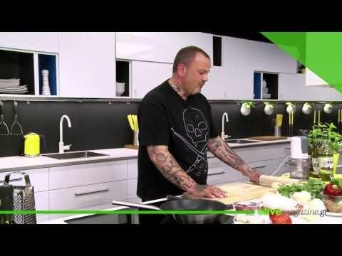 Πίτσα με ζυμάρι τηγανόψωμου (VIDEO) | olivemagazine.gr
