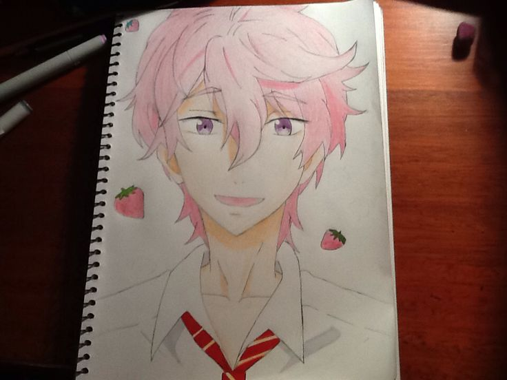 Kisumi from free! By Chloe pash! Let me know what you think in da comments!