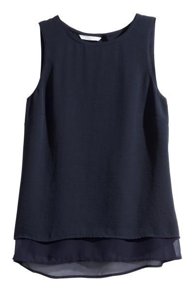 Blusa sin mangas | H&M