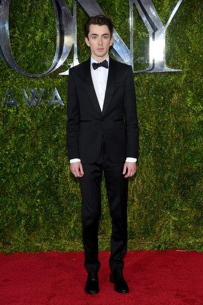 Matthew Beard - 2015 Tony Awards #suits
