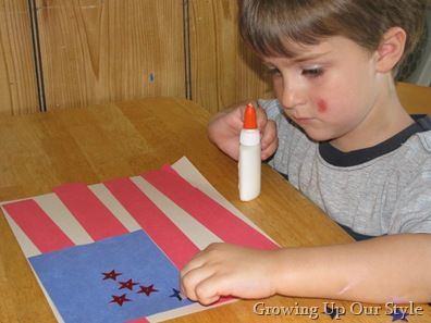 4th of July Activities for Children | Growing Up Our Style