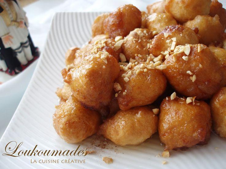 La cuisine creative: Razglednica iz Grčke (2.deo) i Lokumades