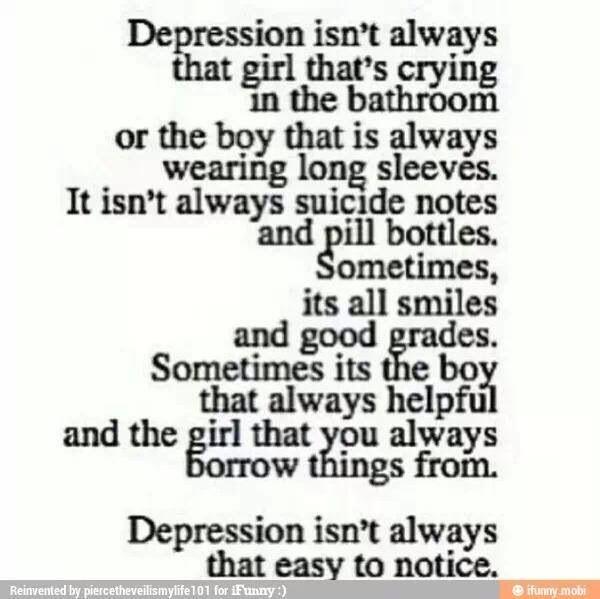 Hidden Suicidal Quotes