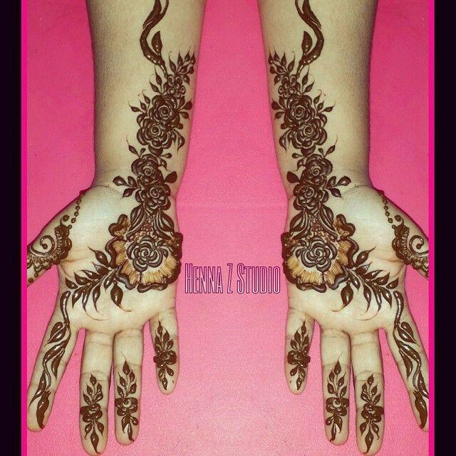Black Henna Tattoo Dubai: 74 Best Aesthetic & Modern Henna Art (Mehndi Designs) In