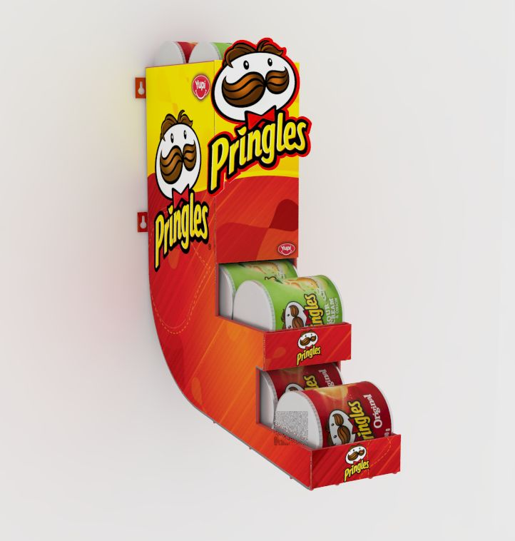 DISPLAY DISPENSER - PRINGLES on Behance