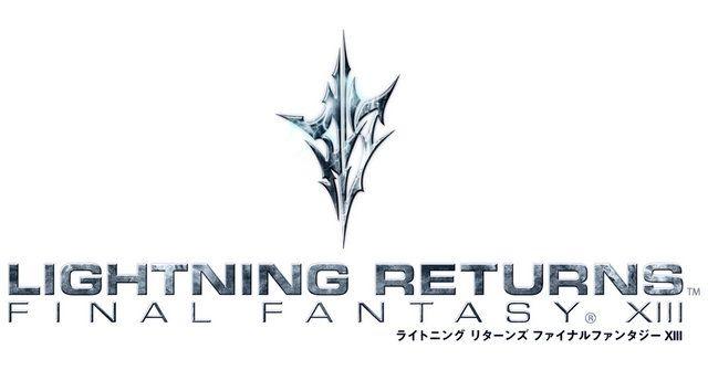 『ライトニング リターンズ ファイナルファンタジーXIII』ロゴ