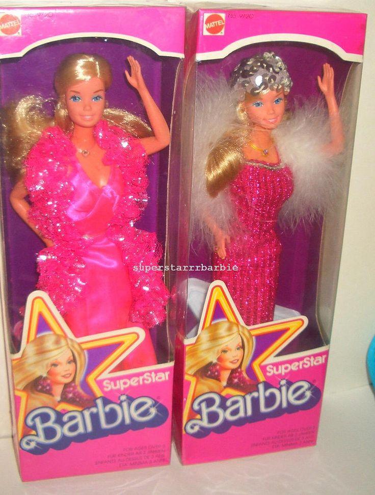 https://flic.kr/p/dShDRL | superstar barbie  germany version european 1976 promo pink jewelry in yellow plastic